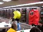 Pacman invades university